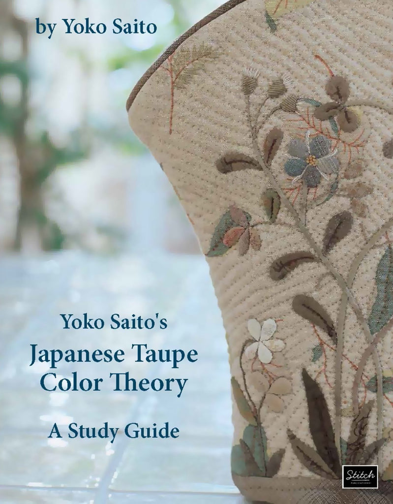 Yoko Saito\'s Japanese Taupe Color Theory – Quilting Books Patterns ...