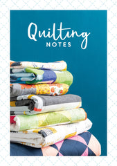 Quilting Notes