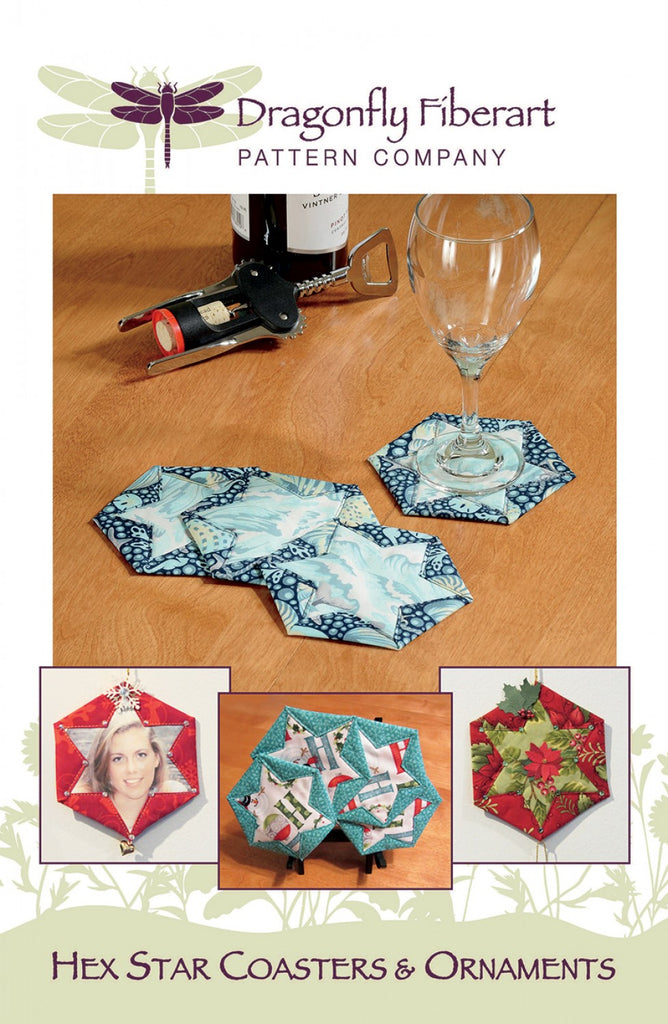 Hex Star Coasters