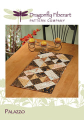 Palazzo Table Runner Pattern Card