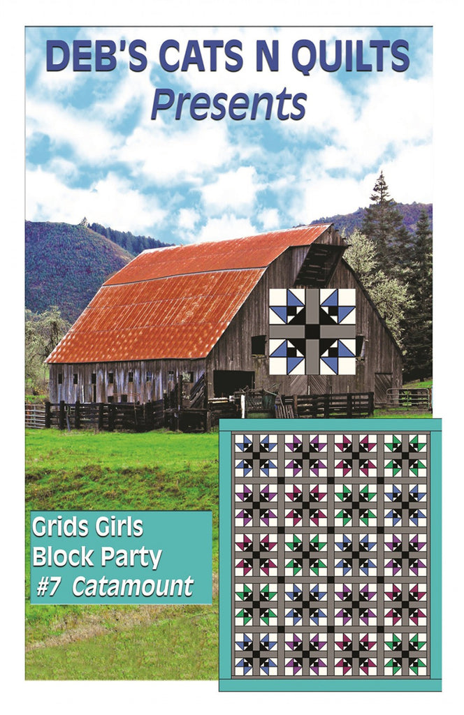 Catamount Grids Girls Block Party 7