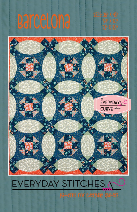 Barcelona Quilt Pattern