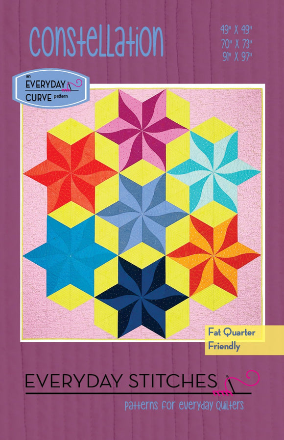 Constellation Quilt Pattern