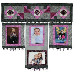 The Mini Family Quilt