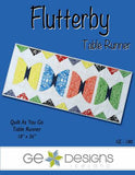 Flutterby Table Runner