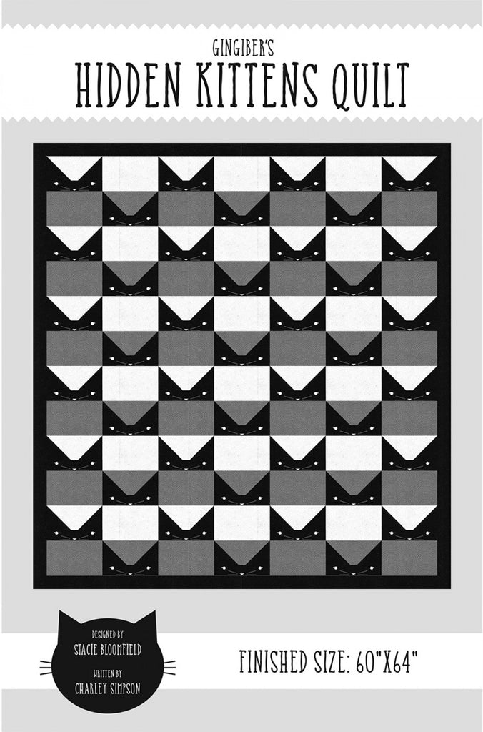 Hidden Kittens Pattern
