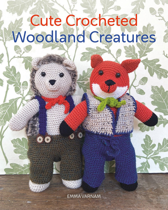 Cute Crocheted Woodland Creatures