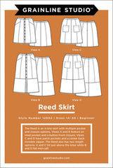 Reed Skirt Sizes 14-30