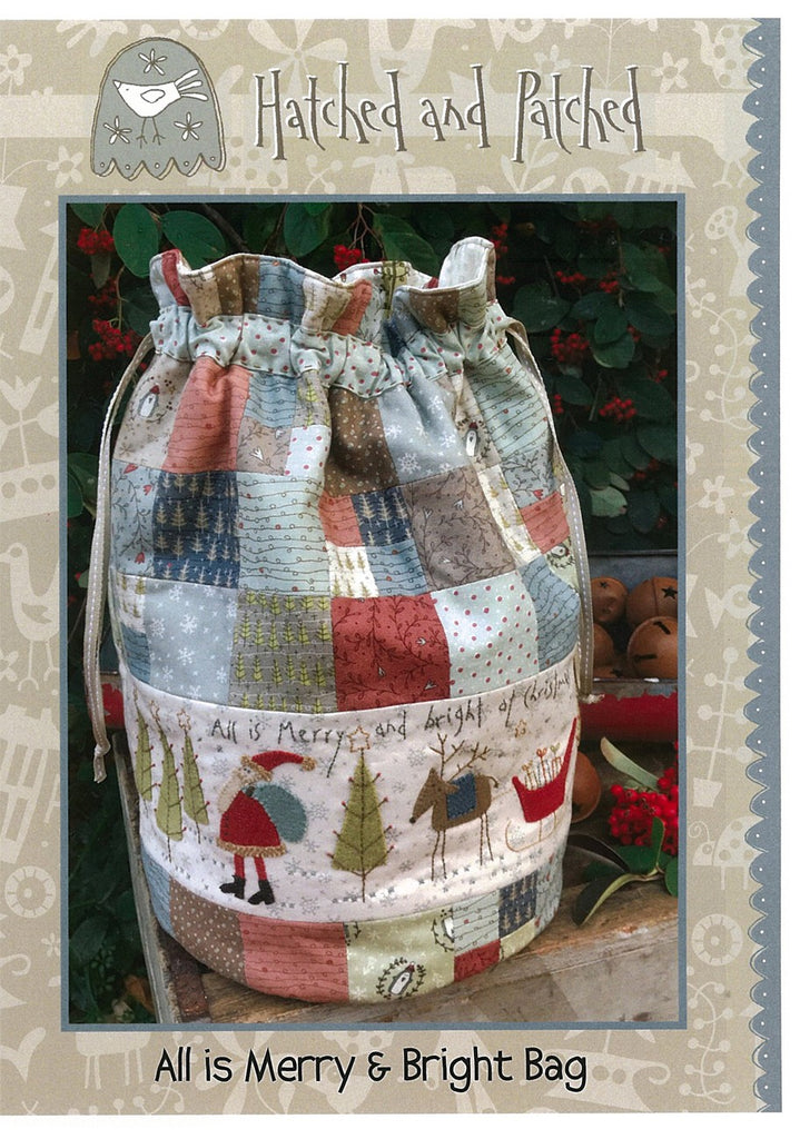 All Is Merry And Bright Market Bag