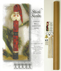 Stick Santa Pattern Pak Plus