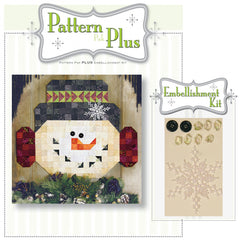 Frosty Jolly Pattern Pak Plus