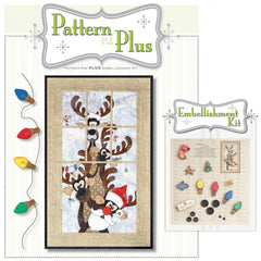 Reindeer Games Pattern Pak Plus