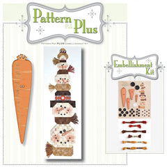 S'More Snowmen Pattern Pak Plus