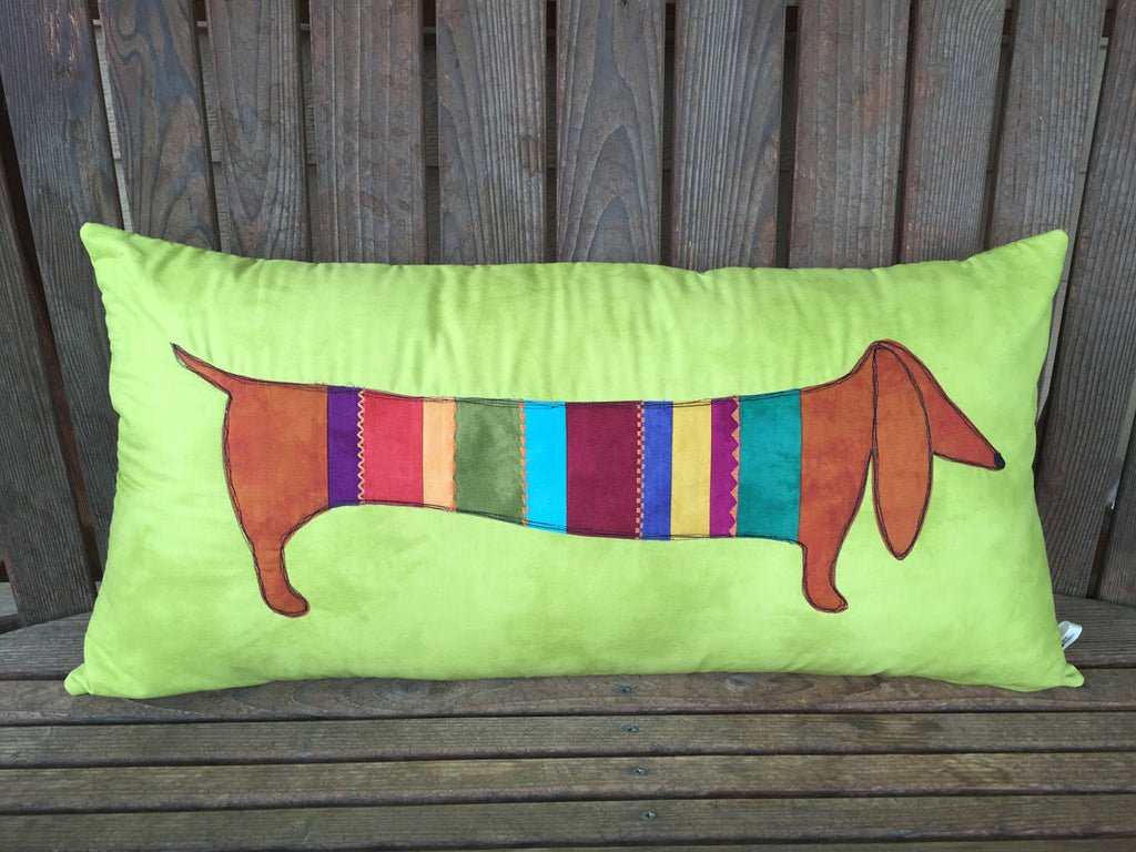Haute Dog Pillow