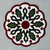 Holly All Around Table Topper
