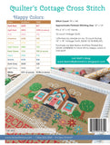 Quilters Cottage Cross Stitch Pattern