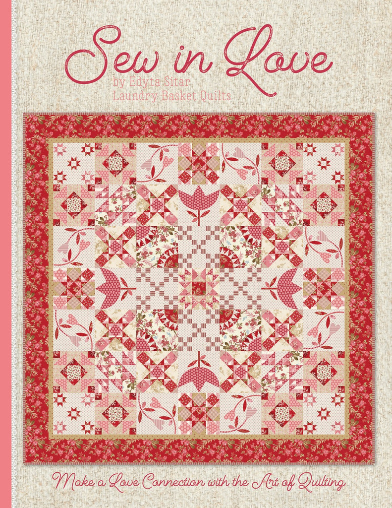 Sew In Love Book – Quilting Books Patterns and Notions