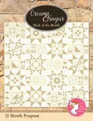 Cream & Sugar Block Of The Month