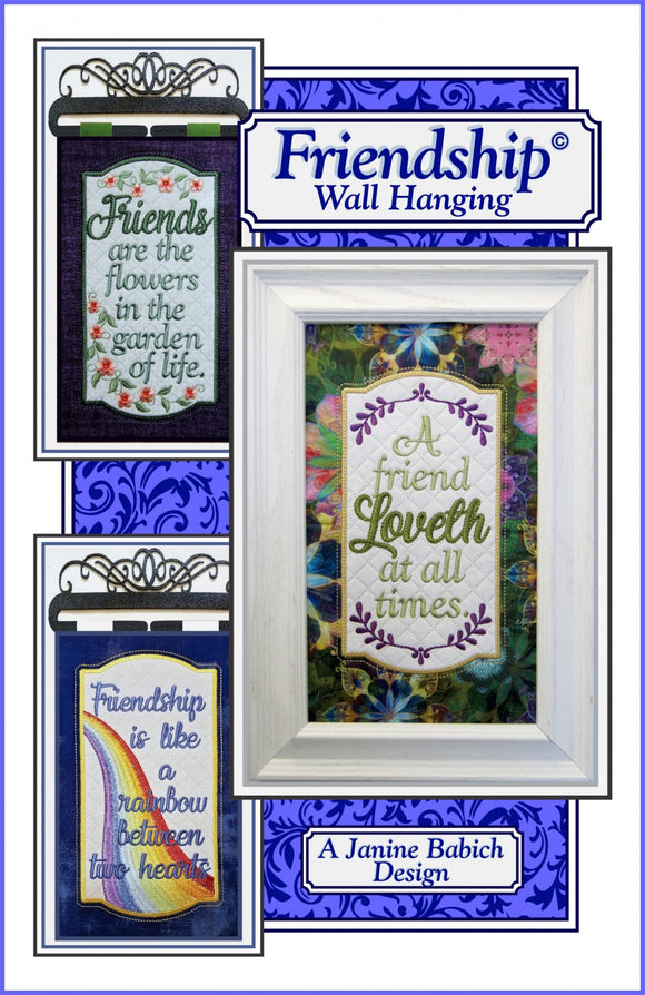 Friendship Wall Hanging