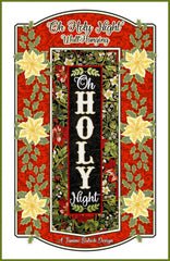 Oh Holy Night Wall Hanging