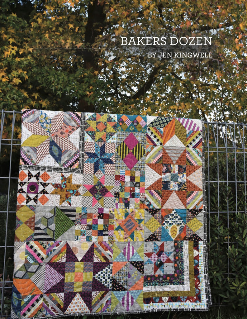 Bakers Dozen Booklet