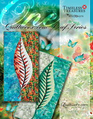 One - Quiltworx Leaf Series