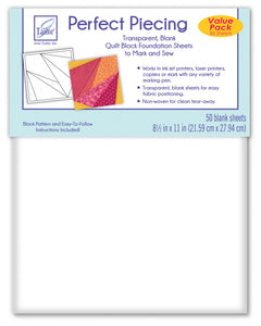Perfect Piecing - 50 Sheet Value Pack