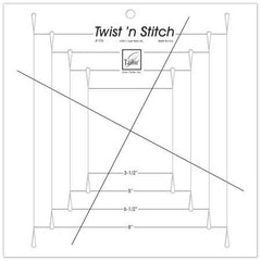 Twist N Stitch Ruler
