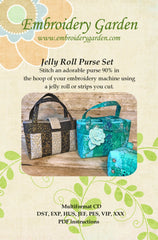 Jelly Rolls Purse Set