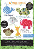 Little Ones: Born to be Wild (Machine Embroidery CD)