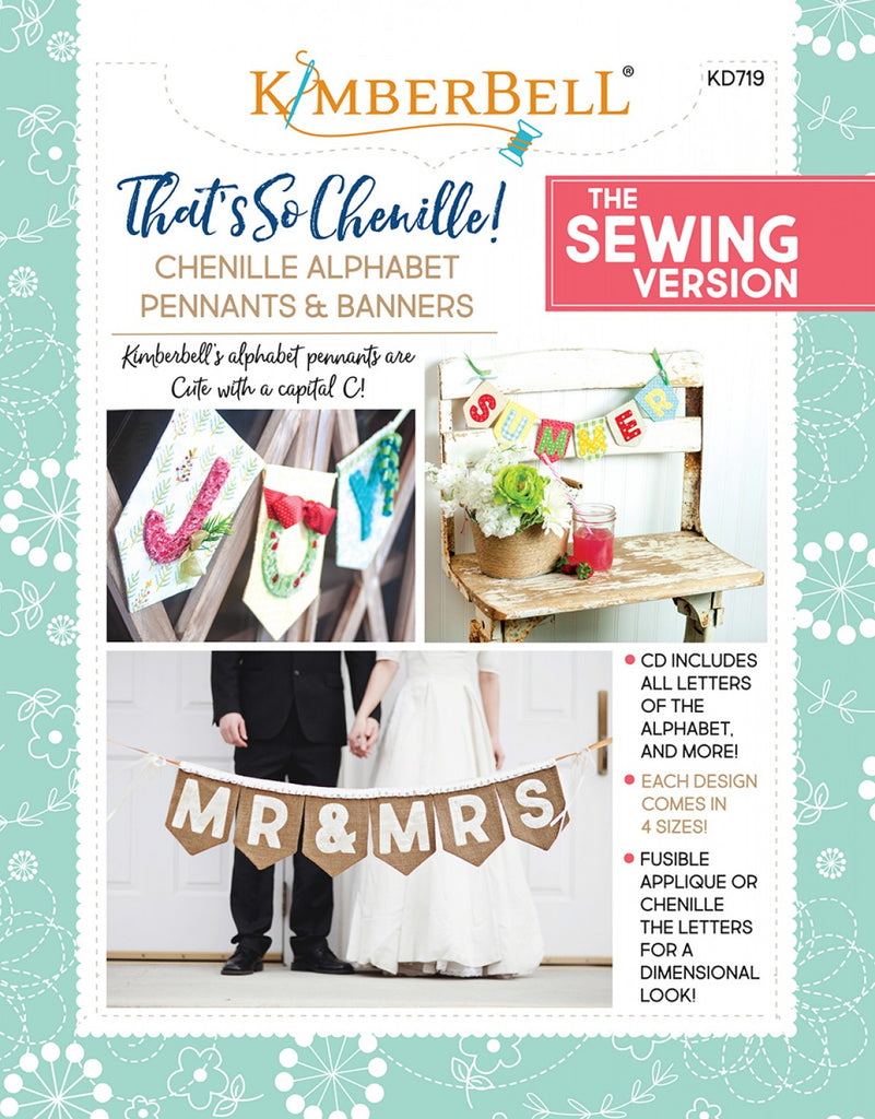 Thats so chenille quilting books patterns and notions thats so chenille spiritdancerdesigns Image collections