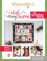 We Whisk You A Merry Christmas Sewing Version