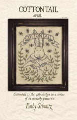 A Joyful Journey - Cottontail April