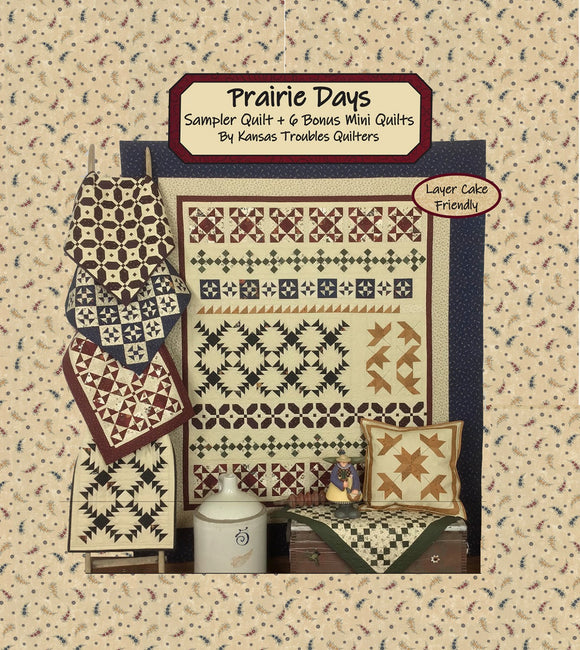 Prairie Days Sampler Quilt