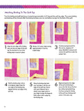 There's More Than One Way to Bind a Quilt