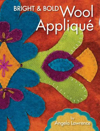 Bright & Bold Wool Applique
