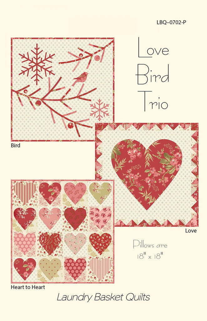 Love Bird Trio