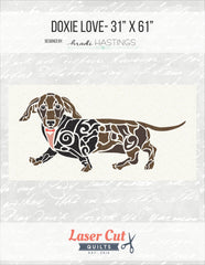Doxie Love Laser Cut Kit