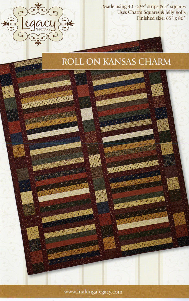 Roll On Kansas Charm