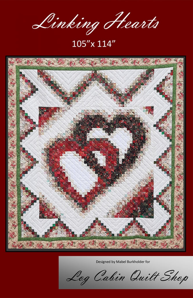 Linking Hearts Quilt Pattern