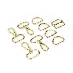 Casey Hardware Kit Gold