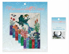 Mermaid Kisses - Complete Embellishment Kit & Pattern Set