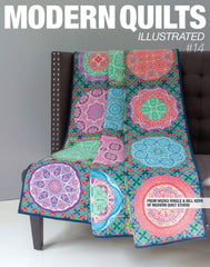 Modern Quilts Illustrated #14