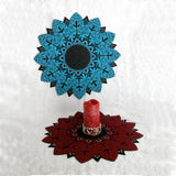 Mandala Dreams Table Topper