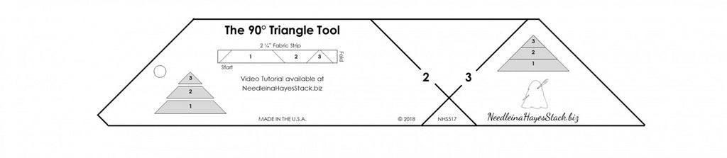 The 90 Degree Triangle Tool
