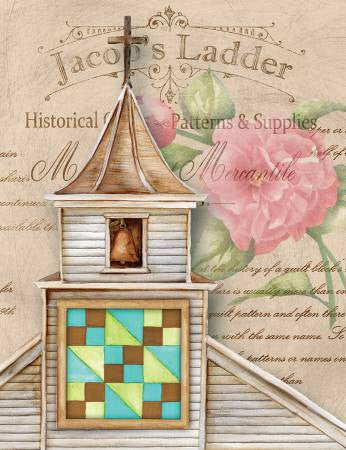 Package Note Cards - Quilt Church Jacob's Ladder
