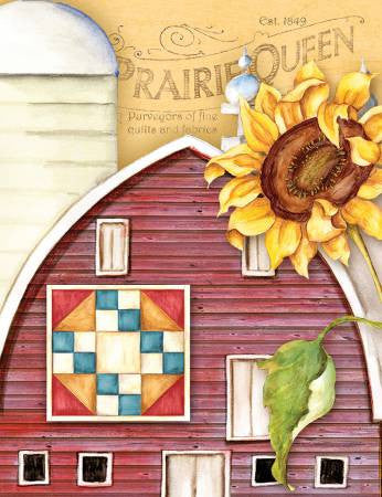 Package Note Cards - Quilt Barn Prairie Queen