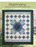 Harmony Block of the Month Pattern Booklet