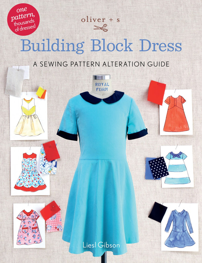 Building Block Dress: A Sewing Pattern Alteration Guide