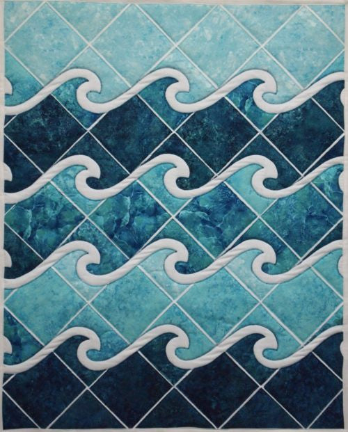 Ocean Waves Quilting Books Patterns And Notions
